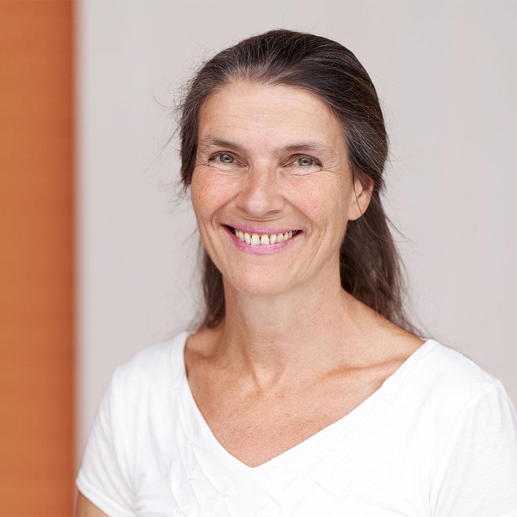 Physiotherapeutin Ulrike